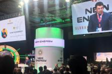 Интеллектуальное шоу New Energy Global Startup Fest