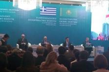 Казахстанско-Греческий бизнес-форум