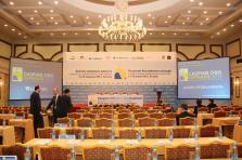 "2 Oil and Gas Conference and exhibition ""Caspian shelf development"""