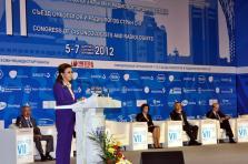 VII-й съезд онкологов и радиологов стран СНГ