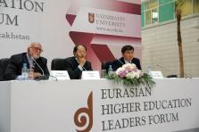 II Евразийский форум лидеров высшего образования