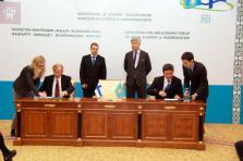 Казахстанско-финский форум по «зеленой» экономике и модернизации